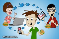 The Most Engaging Fast Food Brands in Social Media | Social Media Today