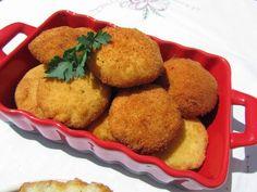 Nuggets de merluza y patata cocina tradicional
