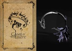 "game+of+thrones+""Daenerys+Targaryen+necklace""+by+Paultini."
