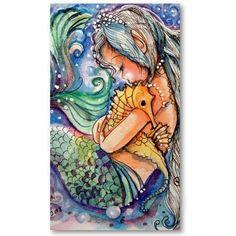 Mermaid & Seahorse Hugs