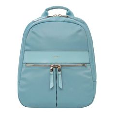 Knomo Sea Blue Mini Beauchamp Backpack