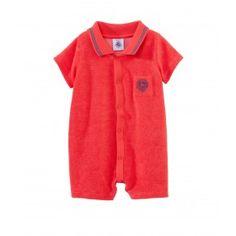 Body playero de Petit Bateau - ropa de bebes, niñas y niños - tienda online - El armario de Cloe moda infantil