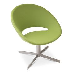 Crescent 4-Star Swivel Chair by sohoConcept