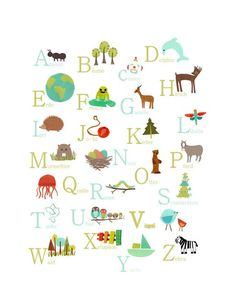 German Letter words you should do this for your future baby's nursery