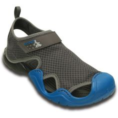 Crocs Swiftwater Men's Sport Sandals, Size: 1