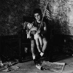 Ralph Eugene Meatyard, 'Untitled (Boy with Flag) [Christopher and the Rebuilding of America],' 1959/1974, ClampArt
