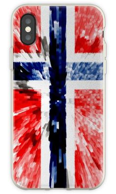 """""""Marble flag of Norway"""" iPhone Case & Cover by Dr-Pen Framed Prints, Canvas Prints, Semi Transparent, Iphone Case Covers, Cover Design, Norway, Flag, Throw Pillows, Gifts"""