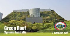 APTC are industry leaders in the supply and installation of Green Roof Systems in Melbourne. The benefits of an APTC Green Roof go beyond just the Green space. Learn More! Green Roof System, Roofing Systems, Willis Tower, Rooftop, Melbourne, Australia, Learning, Space, Business