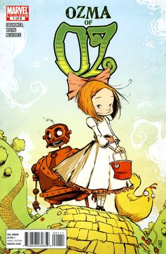 Started Reading Ozma Of Oz, and I love it so far.