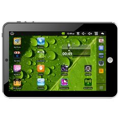 Android tablet.