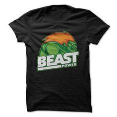 Beast Power T-Shirts & Hoodies