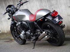 "Honda CB 1100 ""Wild-7"" by White House Japan"