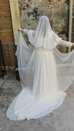 Mantello wedding sposa