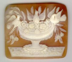 Victorian Carved Cameo