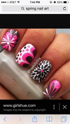 easy nail design need toothpick  easy nail designs