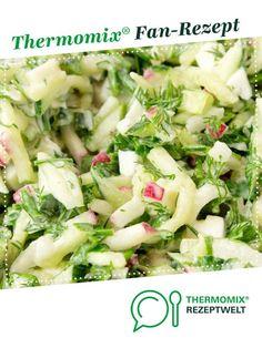 Leichter Frühlingssalat von bella9889. Ein Thermomix ® Rezept aus der Kategorie Vorspeisen/Salate auf www.rezeptwelt.de, der Thermomix ® Community.