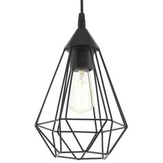Lampa wisząca TARBES 60 W EGLO
