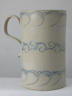 English stoneware, 1760