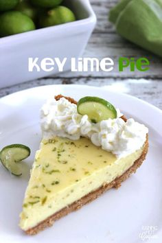 Key Lime Pie is a re