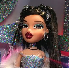 "Get fantastic recommendations on ""asian doll"". Beyonce, Bratz Doll Makeup, Black Bratz Doll, King B, Cartoon Profile Pictures, Profile Pics, Brat Doll, Bratz Girls, Asian Doll"