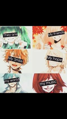Vocaloid is my comfort zone. The world I go to to relax. Even if it's just listening to some songs. The music helps relax me. Repin with what Vocaloid is to you!