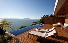 Ponta dos Ganchos Exclusive Resort, Santa Catarina. Brazil.