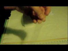 Como hacer una cortina romana Parte 2/3 - YouTube