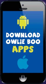 OwlieBoo - free, simple computer games for preschoolers, apps for iPad and Andriod, too!