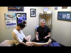 Peroneal Nerve - Flossing and Tensioning - Kinetic Health - YouTube