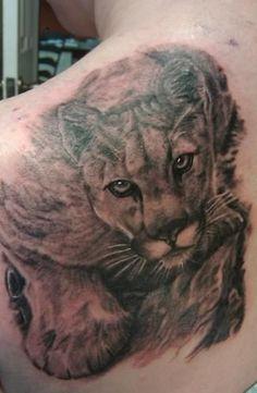 Mountain Lion Tattoos - Bing Images