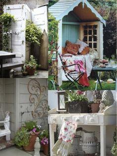 I love Shabby garden