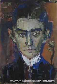 Eberhard Hückstädt - Kafka - Masterpiece Online