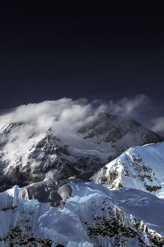 Denali National Park | Alaska USA | Val Guzman
