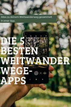Die 5 besten Weitwanderwege-Apps für deine Tour.  #wandern #weitwandern #berge #österreich #wanderkarte #wandertipps #wanderapp Wander App, Movie Posters, Cool Apps, Interesting Facts, Hiking, Film Poster, Popcorn Posters, Film Posters