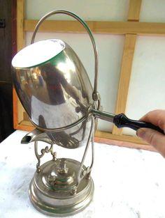 LC Marke große H 42 cm Historische Kaffeemaschine ab 1850 sehr Dekorativ TOP | eBay
