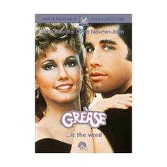 GREASE - I've seen this movie at least 100 times.seen it on stage professionally 2 times and high school performance at least 2 times. John Travolta, Grease 1978, Old Movies, Great Movies, See Movie, Movie Tv, Olivia Newton John, Movies Worth Watching, Entertainment