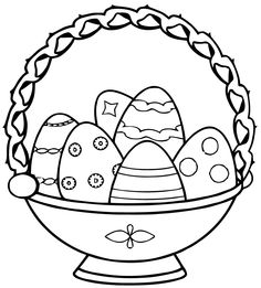 Search google and eggs on pinterest - Google coloriage ...