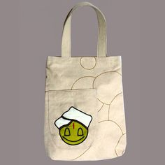 Indian characters on your tote!
