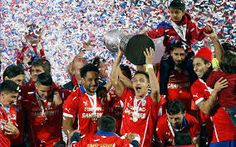 Copa América's Fate Uncertain as U. Chi Chi, Lionel Messi, Fifa, Copa America Centenario, Top Soccer, News Around The World, Ny Times, This Is Us, How To Memorize Things