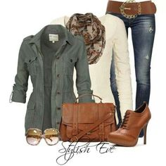Woman's Fashion - i love everything but the boots