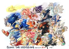 by on DeviantArt Sonic The Hedgehog, Shadow The Hedgehog, Kaito, Happy Birthday Art, Sonic Unleashed, Sonic Fan Characters, Sonic Fan Art, Cultura Pop, Cool Artwork