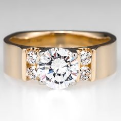 Best Engagement Rings, Antique Engagement Rings, Wedding Engagement, Wedding Rings Vintage, Vintage Rings, Unique Rings, Beautiful Rings, Ring Verlobung, Gold Ring