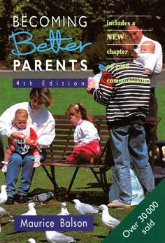Becoming Better Parents: Fourth Edition ACER Press