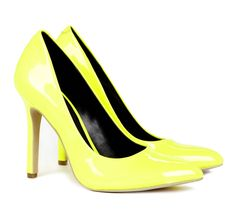 Flash of neon yellow #designtrend #wearabledesign