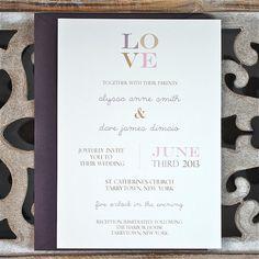Wedding Invitations. Wedding Invitation. Invitation by DeanPenn, $2.50