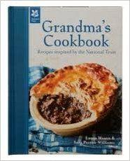 National Trust Grandma Cookbook: Amazon.co.uk: Not Known: 9781907892691: Books