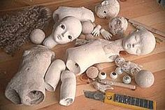 Here we will show you a making process of Noah's ball-jointed dolls step by step.  Why don't you start making your own dolls