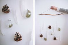 FOXTAIL + MOSS: DIY: Holiday Decoration