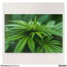 Marijuana Jigsaw Puz
