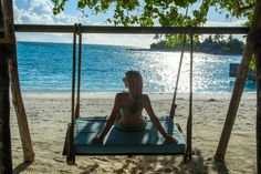 Four Seasons Resort- Maldives  www.theroadlestraveled.com